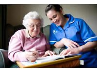 Care Assistants required to join our passionate and caring team in Reading