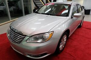 2012 Chrysler 200 LX + A/C + CD +  AUX + CRUISE