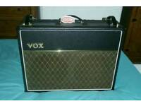 VOX AMP CUSTOM SERIES, MODEL NO, AC3OC2X