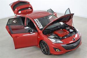 2013 Mazda Mazdaspeed3 Pneus et Freins neuf  Impeccable !!!
