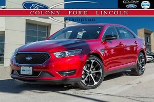 2016 Ford Taurus FORD COMPANY DEMO, 0% LEASE OR FINANCE!