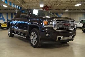 2015 GMC Sierra 1500 Denali, Low kIlometers, Remote Start, Bluet