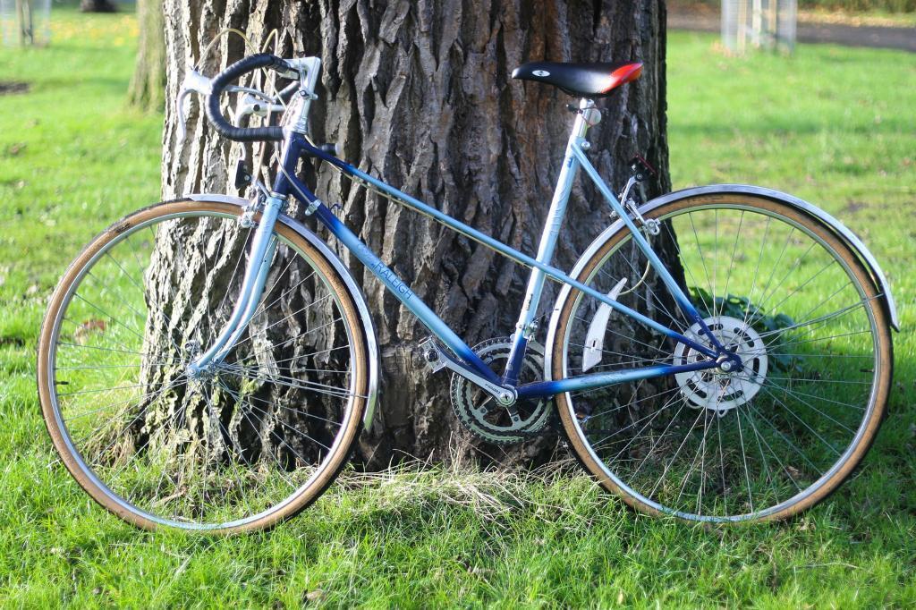 Vintage Raleigh Road Bikes 89