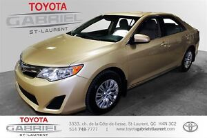 2012 Toyota Camry LE + AUTOMATIQUE  BLUETOOTH + AUX + USB + MAGS
