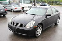 2005 Infiniti G35 Luxury AWD