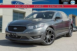2016 Ford Taurus FORD COMPANY DEMO, TOP OF THE LINE SHO AWD!