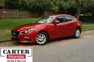 2015 Mazda MAZDA3 SPORT GS + HATCH + SPORT + HEATED SEATS + PUSH
