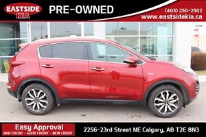 2017 Kia Sportage EX AWD HEATED SEATS BACKUP CAMERA