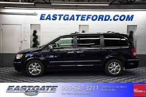 2010 Chrysler Town & Country Limited Trade-in Certified and E-te