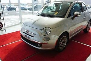 2012 Fiat 500C Lounge Cabriolet Cuir Mags