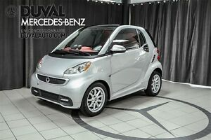 2015 smart fortwo passion/ GPS+TOIT PANORAMIQUE
