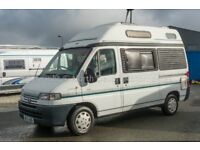 Autosleeper Symbol, 2001, Two Owners, 1.9TD, Showing Just 24300 Miles, Hightop Motorhome