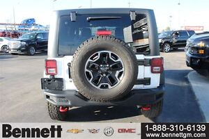 2016 Jeep WRANGLER UNLIMITED Rubicon - Leater,  and Navigation Kitchener / Waterloo Kitchener Area image 9