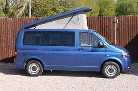 VW T5 Camper Van SWB