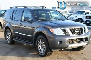 2012 Nissan Pathfinder LE SILVER EDITION, SEATS 7, HEATED LEATHE