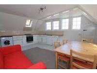 Top floor conversion 2 or 3 bedrooms Bessels green Sevenoaks close to school, motorway and train stn