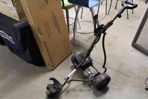 Motorized Golf Trolley