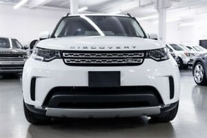 2017 Land Rover Discovery HSE LUXURY/FULL WARRANTY