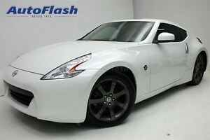 2012 Nissan 370Z Touring * M6 * Cuir/Leather * Pneu neuf