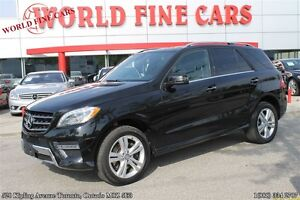 2015 Mercedes-Benz M-Class ML350 BlueTEC 4MATIC