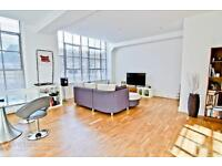 Stylish 2 bedroom Warehouse conversion, very spacious, located within a short walk to Shoreditch