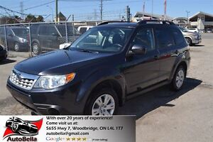 2012 Subaru Forester AWD NO ACCIDENT