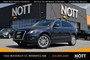 2012 Audi Q5 3.2 Premium Plus V6 Nav Pano Roof LOW KMS!