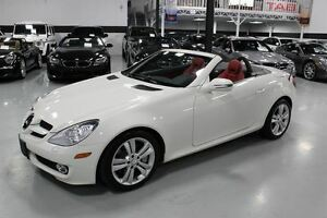 2009 Mercedes-Benz SLK-Class 350 | 6 SPD MANUAL | CLEAN CARPROOF