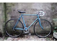 PROPHETE SPRINT, vintage racer racing road bike, 23.5 inch, 5 speed