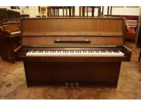 German upright piano, great quality, tuned & UK delivery available