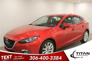 2014 Mazda MAZDA3 GT|Leather|Fully Loaded|Low Kms