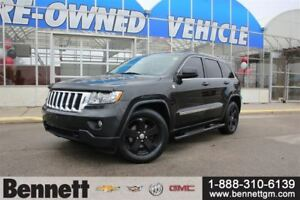 2011 Jeep Grand Cherokee Laredo - 4X4 With Leather Seats