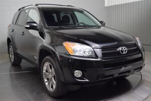 2012 Toyota RAV4 SPORT 4WD A/C MAGS TOIT