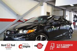 2014 Honda Civic À QUI LA CHANCE?SI*COUPÉ*2.4L VTEC*