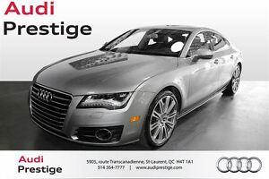 2013 Audi A7 NAVIGATION RARE!!