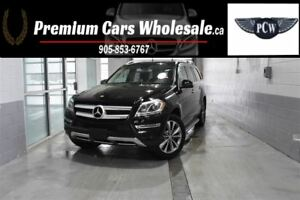 2016 Mercedes-Benz GL-Class ONLY 16000 KMS! GL450 4MATIC! FULLY