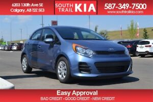 2016 Kia Rio LX bluetooth automatic cruise control hatchback