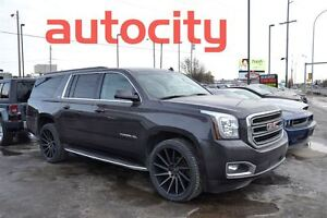 2015 GMC Yukon XL SLT CUSTOM LEATHER |DVDS|CUSTOM WHEELS