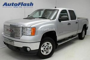 2013 GMC SIERRA 2500HD SLE Crew-Cab*Boite 6.5' Box*New tires/pne