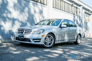 2012 Mercedes-Benz C-Class C300 4MATIC! Navigation! Rearview Cam