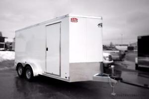 ATC Raven 7x14 Enclosed Trailer - 07339