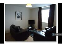 2 bedroom flat in Market Street, Aberdeen, AB11 (2 bed)