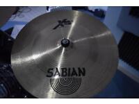 Sabian Chinese cymbal B20 bronze XS20 18 inch