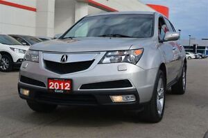 2012 Acura MDX SH-AWD all-wheel drive/NEW TIRES/BRAKE SERVICE DO