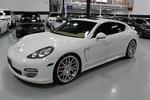 2012 Porsche Panamera 4S | FORGIATO WHEELS | CLEAN CARPROOF