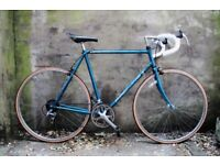 FALCON PROLINE. 23 inch, 58.5 cm. Vintage racer racing road bike, 12 speed