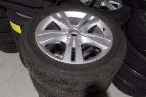 Mercedes-Benz ML-Class Winter Tires + Rims