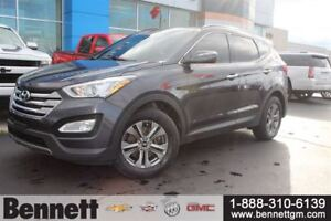 2015 Hyundai Santa Fe Sport 2.4 Luxury - AWD, Leather, Sunroof