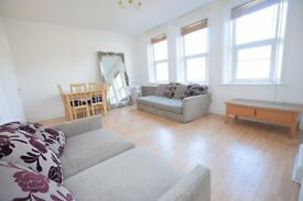 **Exceptionally Large three Double bedroom Flat** on the boarders of Herne Hill and Brixton