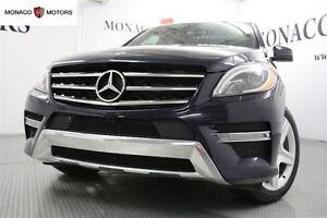 2012 Mercedes-Benz M-Class AWD DIESEL LUXURY PKG TECH PKG NAV CA